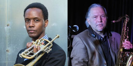 Sunday Night Jazz ft. Jason Palmer & Jerry Bergonzi