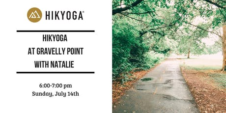 Hikyoga® at Gravelly Point with Natalie tickets