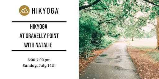 Hikyoga® at Gravelly Point with Natalie