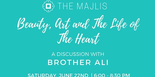 Beauty, Art, and the Life of the Heart with Brother Ali