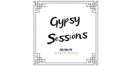 GYPSY Sessions na Audio Rebel ingressos