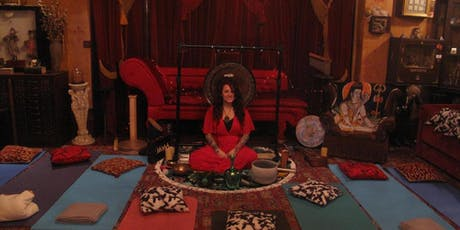 Sound Bath and Sacred Cacao Journey tickets