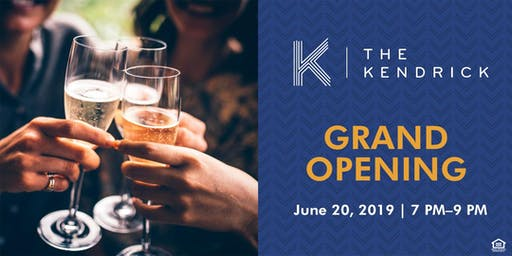 The Kendrick Grand Opening