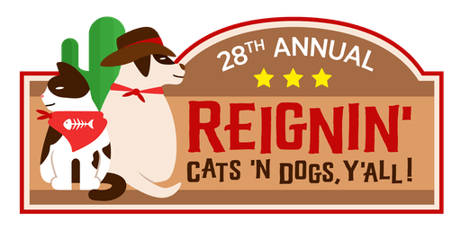 28th Annual Reignin' Cats & Dogs, Y'all!