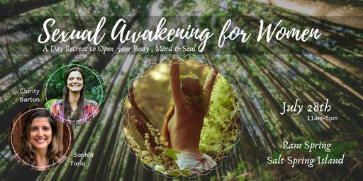Sexual Awakening ~ a Day Retreat for Women