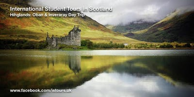 Highlands: Oban and Inveraray Day Trip Sun 19 Jan