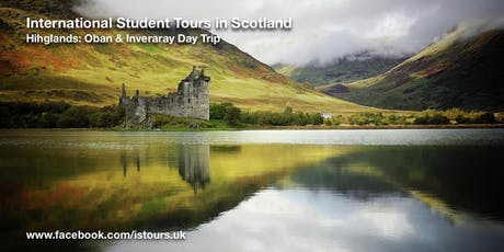 Highlands: Oban and Inveraray Day Trip Sun 19 Jan tickets