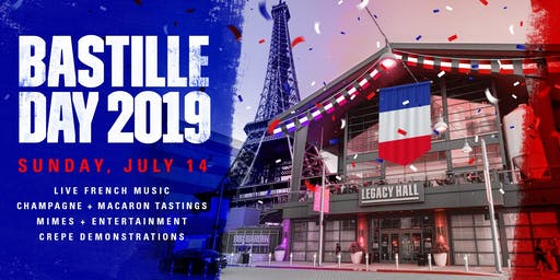 Bastille Day at Legacy Hall
