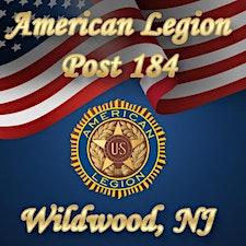 American Legion Post 184 logo