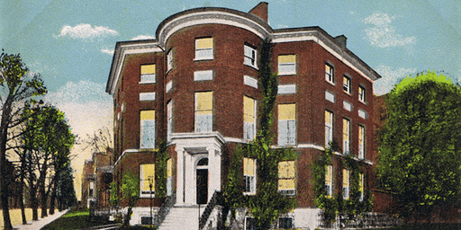 Atlas Obscura Society D.C.: A Skeptic's Guide to D.C.'s 'Haunted' Octagon House 11:45am