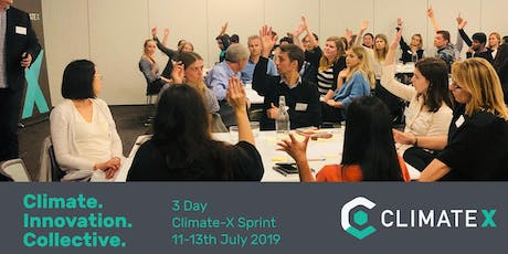 Climate-X Sprint 2019 July 11-13 tickets