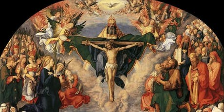 Feast Day Masses for the Solemnity of the Most Holy Trinity & Father's Day entradas