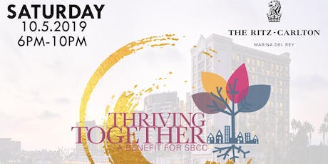 Thriving Together:  A Benefit for SBCC tickets