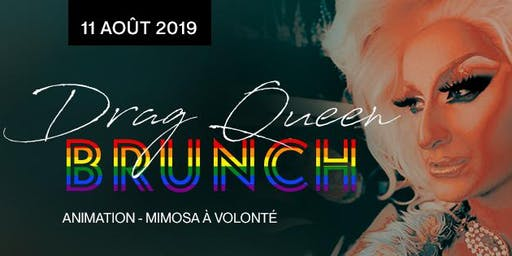 DRAG QUEEN BRUNCH x BOOZY BRUNCH