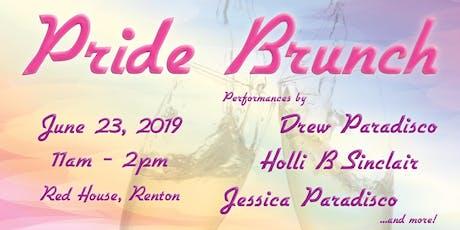 Pride Kickoff Brunch! tickets