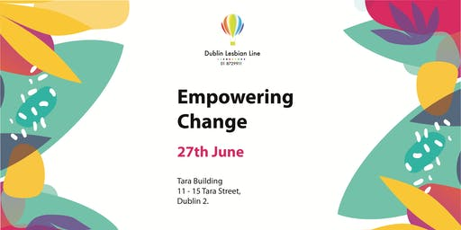SOLD OUT Empowering Change - Dublin Lesbian Line Research Launch