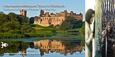 Outlander Tour and Game of Thrones (3 Castles) Day Trip Sat 15 Feb tickets