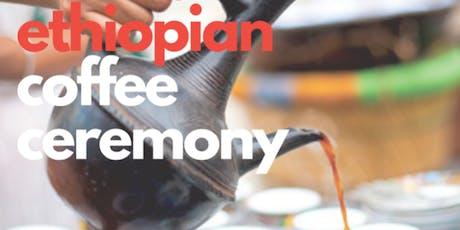 Traditional Ethiopian Coffee Ceremony tickets
