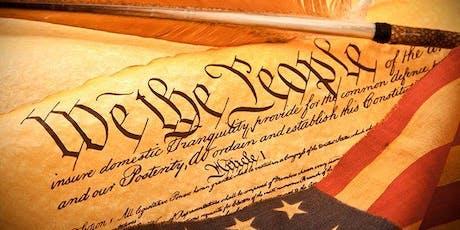 The Declaration Conversation tickets
