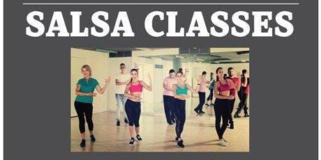Salsa Classes in Gerrards Cross