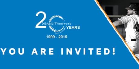 20th Anniversary Kick Off Event