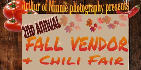 East St. Louis 2nd Annual Fall Vendor & Chili Fest tickets