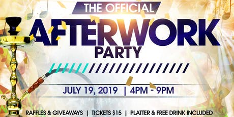 Afterwork Party (fish fry) tickets