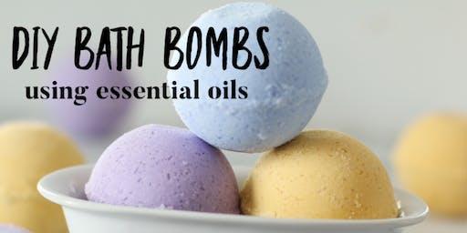 Making Bath Bombs
