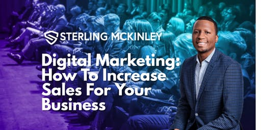 Webinar Digital Marketing: How To Increase Sales For Your Business