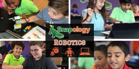 Mega Machines Robotics tickets