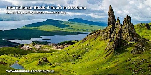 Isle of Skye Weekend Trip Sat 25 April