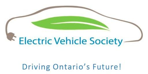 EV Society - Parry Sound Muskoka Chapter June Meeting
