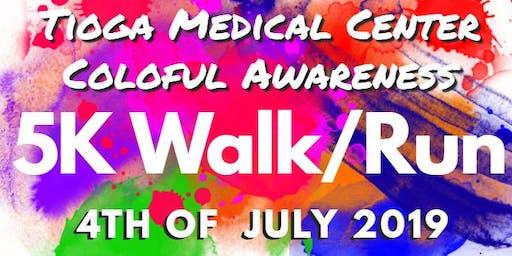Colorful Awareness 5K Walk/Run