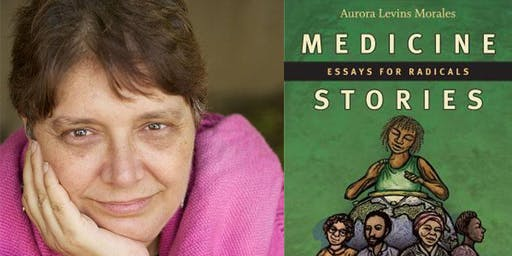 FREE EVENT WITH AURORA LEVINS MORALES