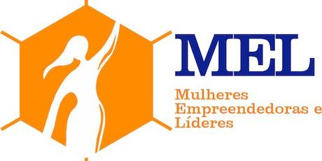 I Encontro MEL - Mulheres Empreendedoras e Líderes na UFPR ingressos