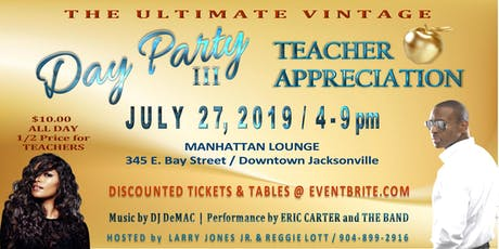 The Ultimate Vintage Day Party III tickets