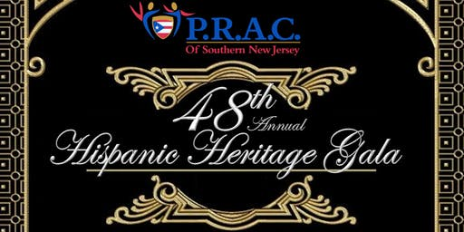 48th Annual Hispanic Heritage Gala!