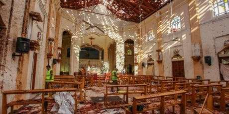 Terrorism and IED awareness in houses of worship tickets