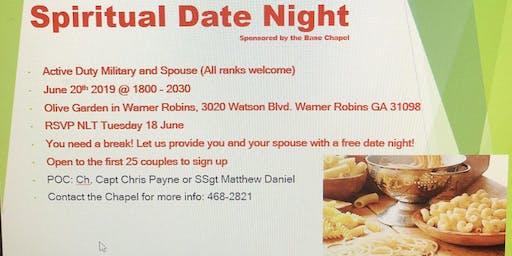 Spiritual Date Night