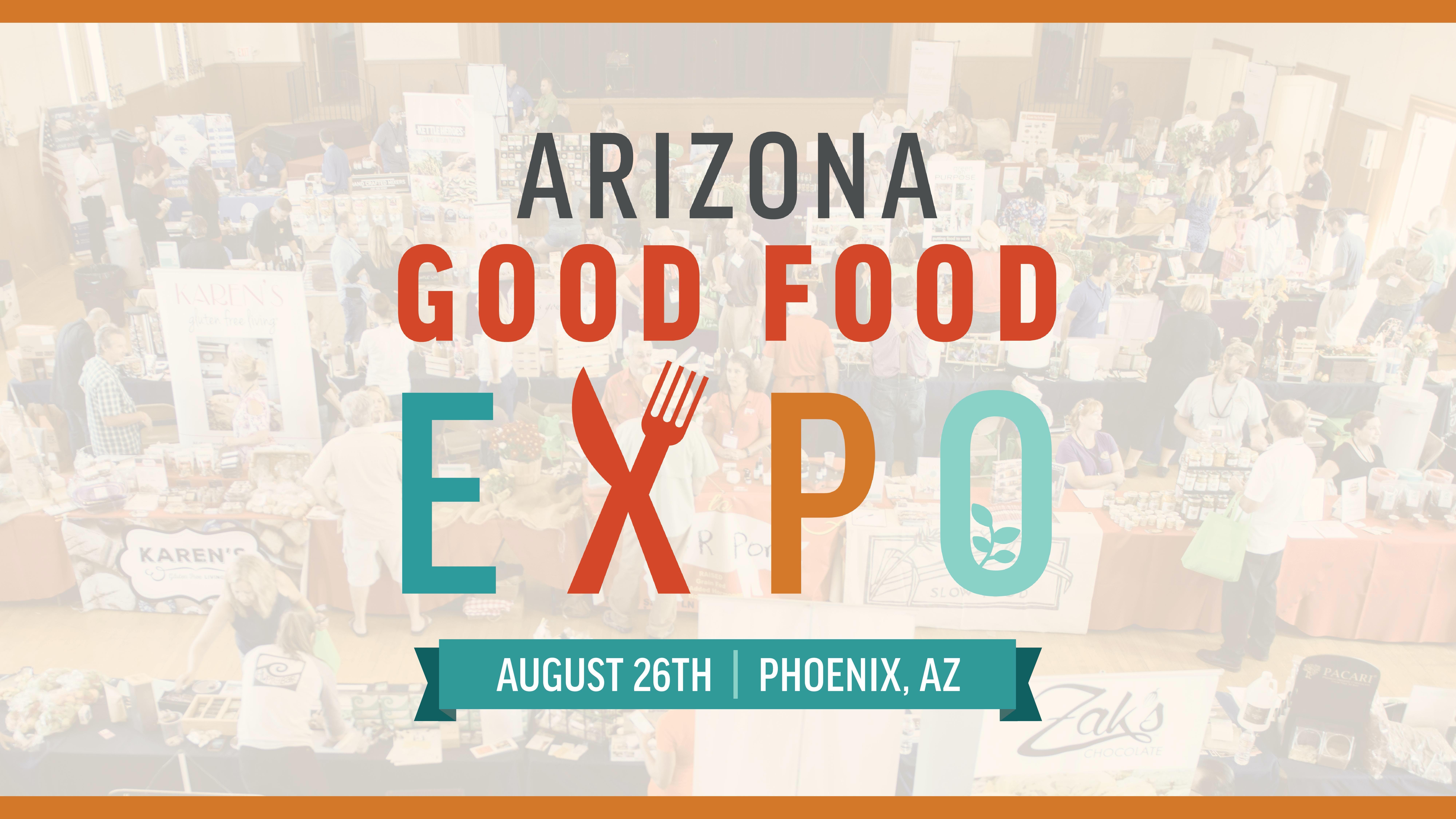 2019 Arizona Good Food Expo