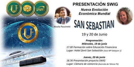 EDUCACION FINANCIERA GRATUITA - SWIG  tickets