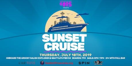 C895 Sunset Cruise 2019 tickets