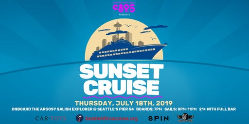 C895 Sunset Cruise 2019
