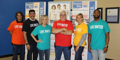 United Way Galveston County Mainland Campaign Workshop tickets