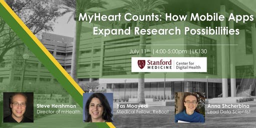 CDH Workshop: MyHeart Counts- How Mobile Apps Expand Research Possibilities