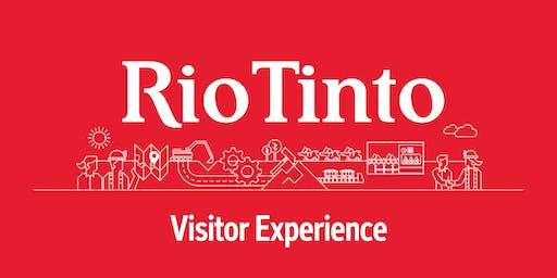 Rio Tinto Kennecott Visitor Experience 9:30