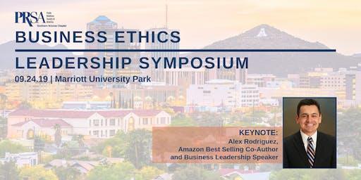 Business Ethics Leadership Symposium