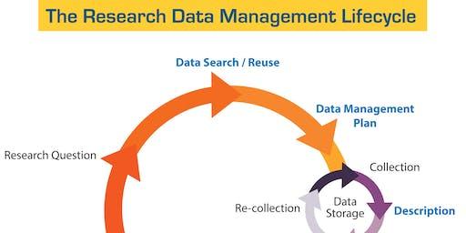 Research Data Management Workshop