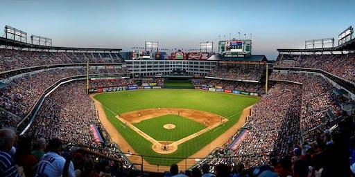 Texas Rangers Game - AMR Capital