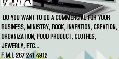 promote your business (commerical)